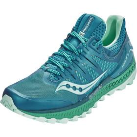 04740e3f38d saucony Xodus ISO 3 - Chaussures running Femme - Bleu pétrole
